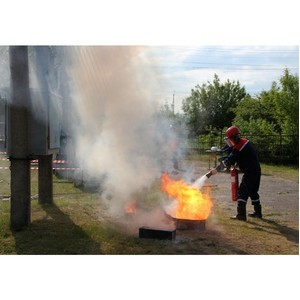 Рязаньэнерго провел работу для защиты объектов в пожароопасный сезон