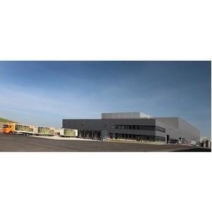 Начал работу новый логистический центр завода Stihl по литью магния