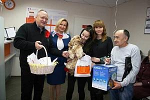 «ЭнергосбыТ Плюс» наградил победителей акции «В новый год – без долгов!» в Новочебоксарске
