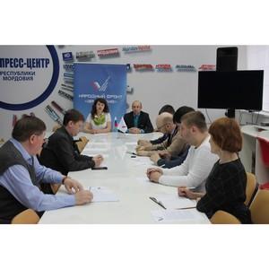 Инициативу ОНФ по проведению экологической декады в Мордовии поддержал глава региона