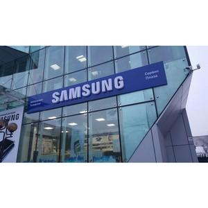 Samsung открыл первый в Благовещенске фирменный центр Samsung Сервис Плаза