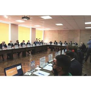 Кулзовцы приняли участие в городском гражданском форуме