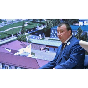 Выпускник университета выбран мэром Верхней Пышмы