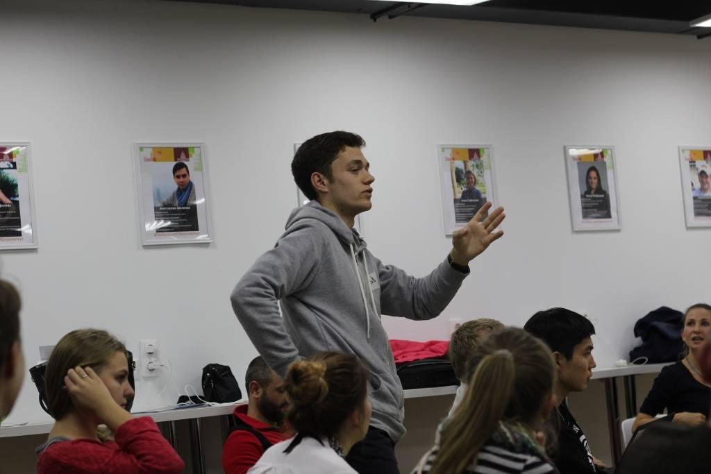 Студент Рубцовского института стипендиат международной программы