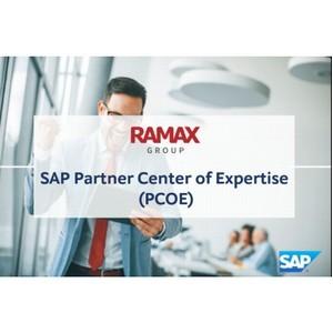 «Рамакс Интернейшнл» успешно прошел аудит SAP Partner Center of Expertise (PCOE)