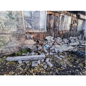 Благодаря ОНФ власти проконтролируют расселение барака в  Верхней Хаве