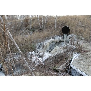 ОНФ доказал неэффективность очистных сооружений в Новой Усмани