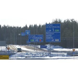 Интеллектуальный транспортный коридор на трассе Е18
