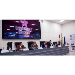 Представители СоюзМаш России, предприятий и университетов обсудили вопросы на Форуме «Армия-2017»
