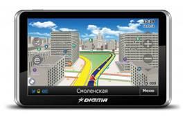 Две новинки: GPS-навигаторы Digma DM501C и Digma DM501N