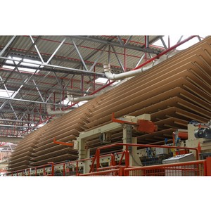 Рынок древесных плит в России сократился