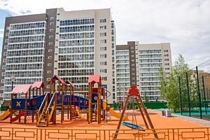 Дом №5 жилого комплекса «Стерхи» построен на 95%