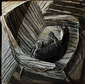 Галерея Artstory представит выставку Марии Кулагиной «В одной лодке»