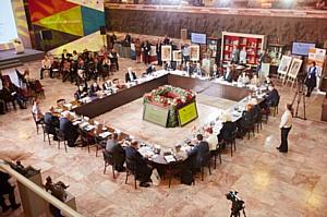 В работе Деловой площадки Культурного форума  примет участие именитая делегация из Италии.
