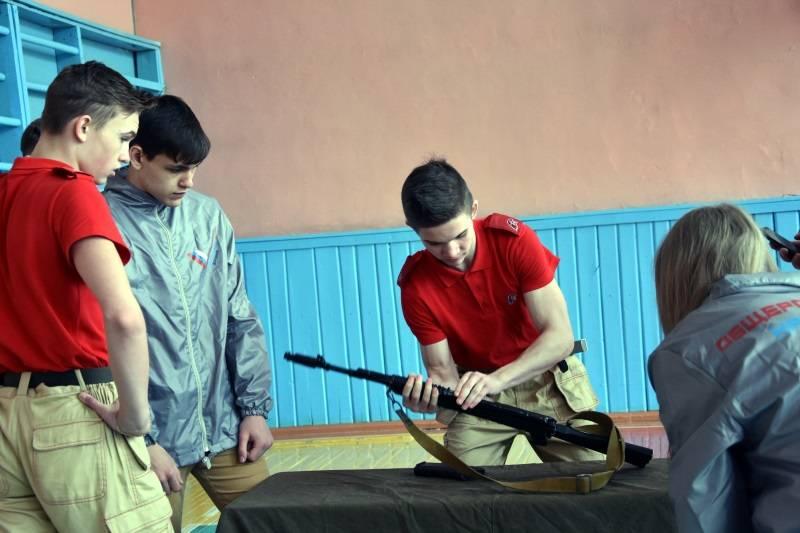 Активисты ОНФ в Мордовии провели спартакиаду допризывной молодежи «Защитник Отечества»