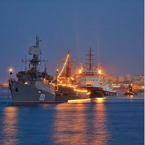 8 сентября - День Новороссийской военно-морской базы ВМФ России