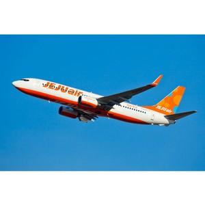 Авиакомпания Джеджу Эйр начинает выполнять регулярные рейсы по маршруту Владивосток-Сеул