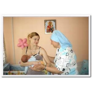 Ростовское сестричество за жизнь для еще не рожденных!
