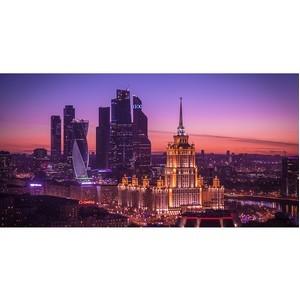 По итогам 2019 г. в Москве свободно всего 1 млн кв. м офисных площадей