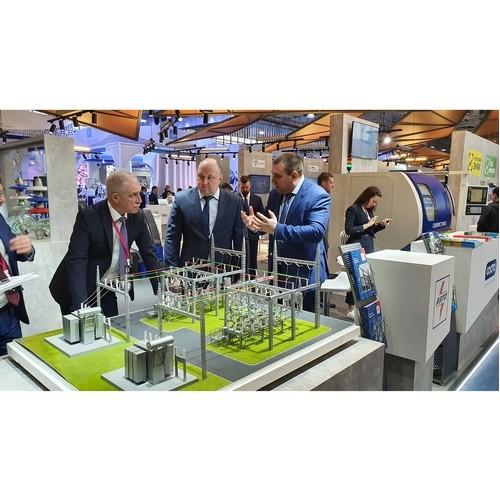 «ЗЭТО» участвует в зарубежном «Иннопром»