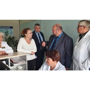 Израильские медики обменялись опытом с омскими коллегами