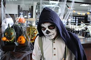 В рамках празднования Хэллоуина состоялось уникальное событие