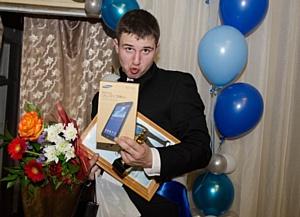 В Череповце завершился конкурс «Мистер Х 2014»