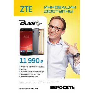 «Это просто взрыв мозга!», - Иван Охлобыстин о ZTE Blade V7 Lite