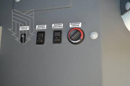 Передвижной пункт технического контроля транспортных средств для ВАИ производства ООО «МПЗ»