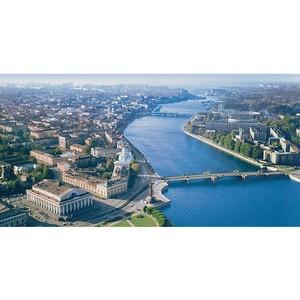 В ближайшие пять лет в Петербурге появится 30 проектов недвижимости у воды