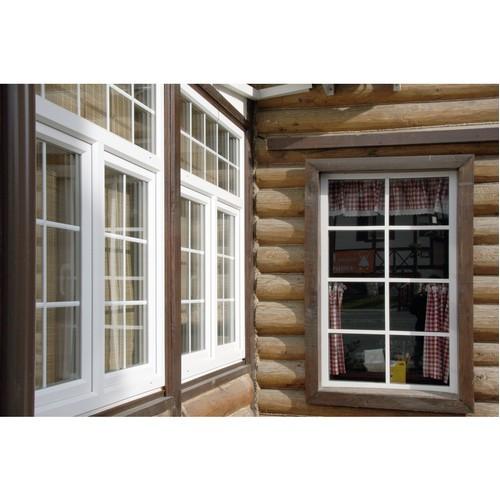 Эксперт Deceuninck о монтаже окон в деревянных домах