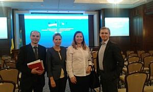 Компания Марин-Транс посетила Бизнес-Форум «Украина-Казахстан»
