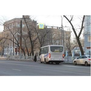 Благодаря ОНФ на улице Героев Стратосферы Воронежа появится остановка