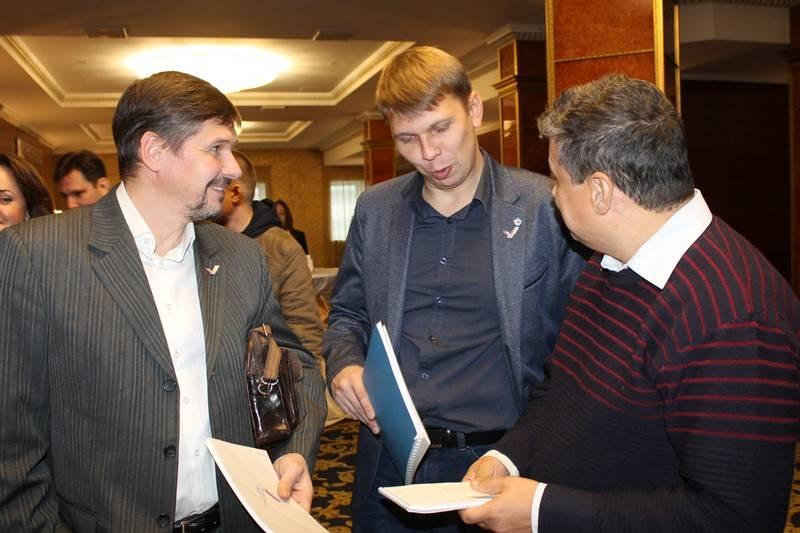 В Челябинске состоялась региональная конференция Общероссийского народного фронта