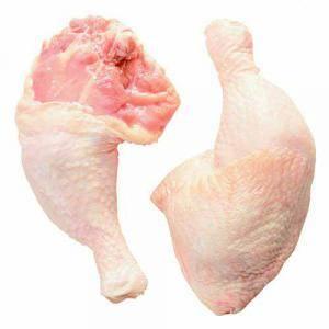 Как хранить куриные окорочка без вреда для здоровья