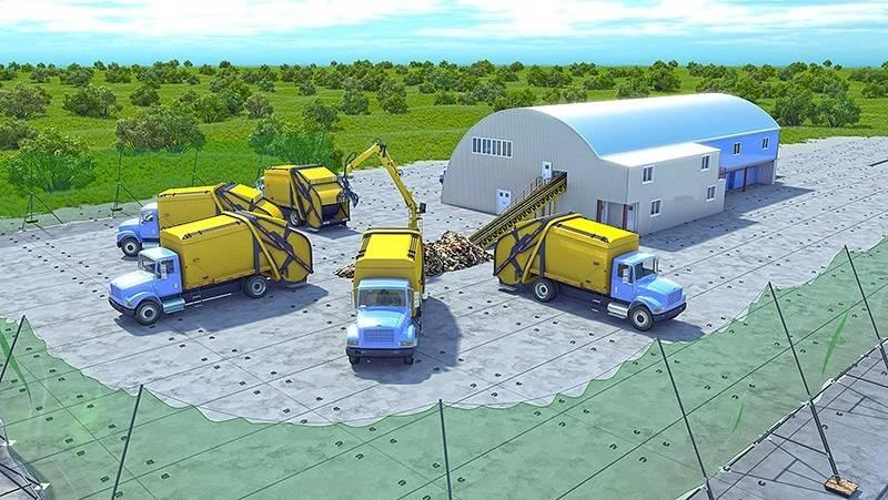 Утилизация отходов автопрома