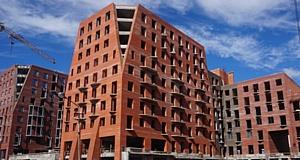 «Аквилон-Инвест» строит на набережной в Архангельске международную гостиницу и 36 тыс. кв. м жилья