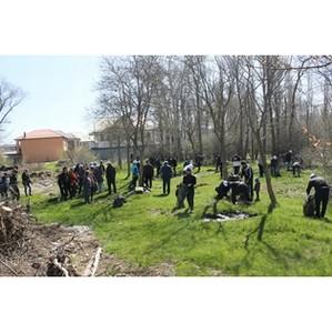 Активисты ОНФ приняли участие в экологической акции