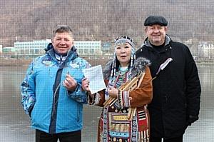 Активисты ОНФ приняли участие в праздновании Дня народного единства
