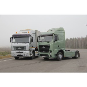 Серийное производство грузовиков МАЗ класса Евро-6