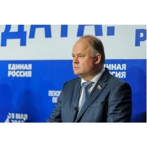 Вадим Супиков на дебатах обозначил приоритеты по защите социально незащищенных слоев населения