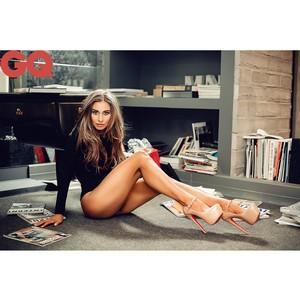 Русская модель Натали Соболева впервые на страницах мексиканского GQ