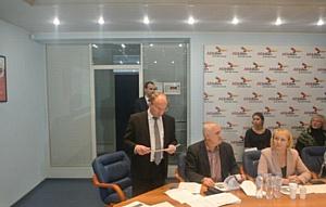 Компания САН ИнБев награждена грамотой Ивановской городской думы за вклад в благоустройство города