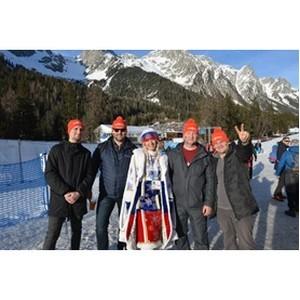 Победители партнёрской программы Viessmann побывали на ЧМ по биатлону