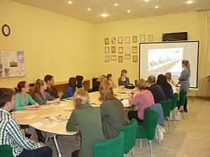 Об итогах первых выездных встреч с районными некоммерческими организациями Вологодской области