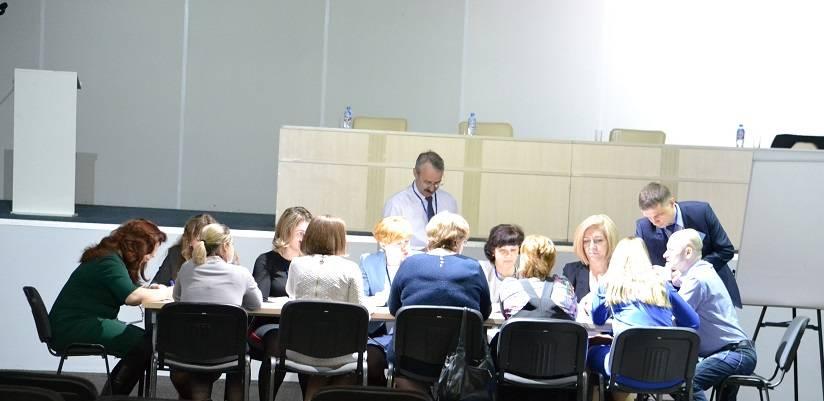 Проблемы внедрения проектного подхода в сложившуюся систему управления обсудили в Екатеринбурге