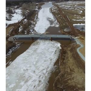Энергетики Удмуртэнерго готовятся к прохождению паводка