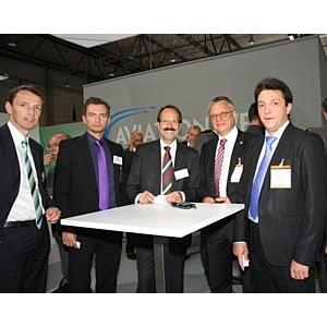 ACEX Group на крупнейшем авиашоу в Берлине ILA-2012
