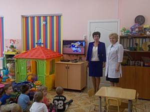 Вышневолоцкий дом ребенка «Солнышко» получил подарок от Русстройбанка
