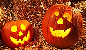 Скоро будет «страшный» праздник Хэллоуин!